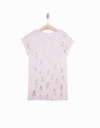 Girls' short-sleeve dress - IKKS Junior